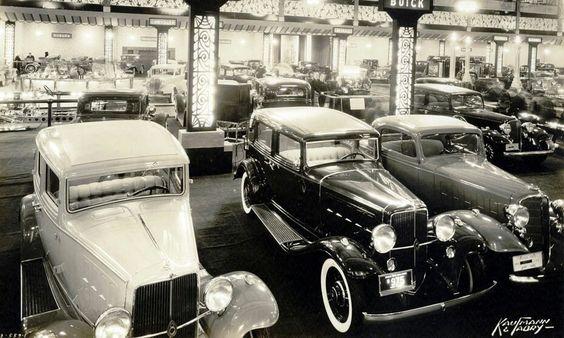 1933 Chicago Auto Show