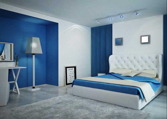 kinder oder erwachsene schlafzimmer blau streichen ideen schlafzimmer pinterest erwachsenen schlafzimmer erwachsene und schlafzimmer - Schlafzimmer In Blau Favoriten Farbe Fur Kinder Oder Erwachsene