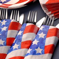 Red, White, and Blue Foods to Eat This Fourth of July