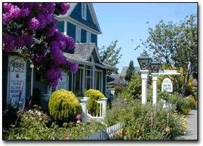 Shelburne Inn in Seaview, WA