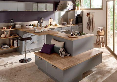 Cuisine Conforama Nos Modeles De Cuisines Preferes Elle Decoration En 2020 Cuisine Contemporaine Cuisine Conforama Et Amenagement Cuisine