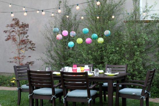 Garten Deko Kindern Laterne Selber Machen In 2020 Laterne Garten Gartendekoration Garten Deko