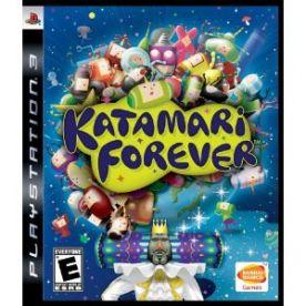 Katamari Forever Game PS3