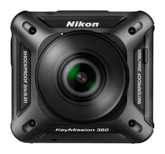 Nikon KeyMission 360   Heldth
