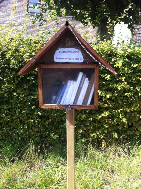 La petite maison des livres Profonsart