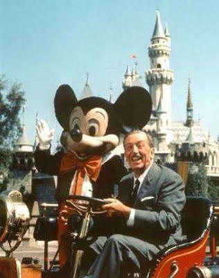 EQUILÍBRIO: Todos os seus sonhos, Walt Disney