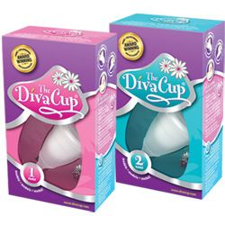A better period care solution to tampons and pads, The DivaCup offers 12 hours of leak-free protection, is super comfy and saves money! #divacup