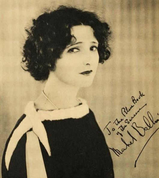 Silent screen actress Mabel Ballin, 1923. #vintage #1920s ...