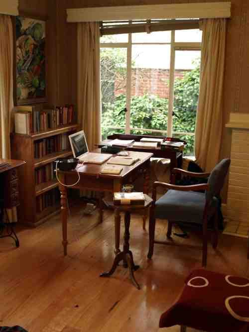 A Writer's Room - Damon Young