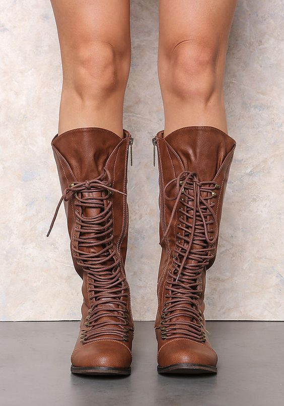 High boots, Boots and Knee high boot on Pinterest