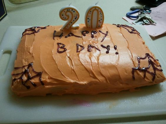 Kayla's birthday cake