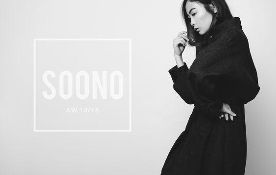 SOONO AW14/15 Photography: Mamen Fajardo//Model: Chacha Huang//Hair & MUA: Mario Rubio