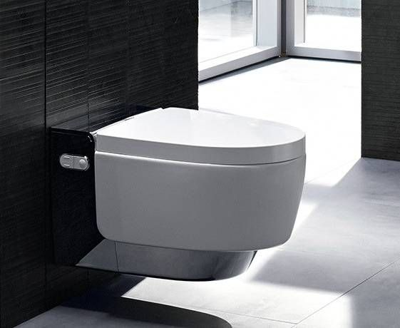 Geberit Aquaclean Mera Comfort Wc Komplettanlage Unterputz Wand Wc