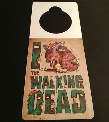 The Walking Dead dry erase board