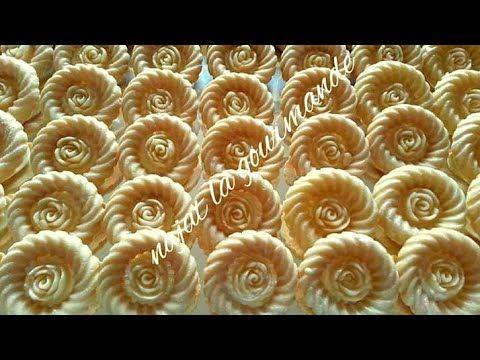 اخر صيحات حلويات اللوز حصري على قناتي براسلي اللوز بريستيج راقي من أسهل ما يمكن بطريقة جد مبسطة Youtube Biscuits Pastry Desserts
