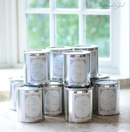 Paint Paint Paint And More Paint Paint Cans Paint Organization Paint Storage