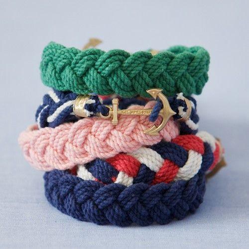 braided hemp bracelets