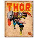 Thor Retro Tin Sign