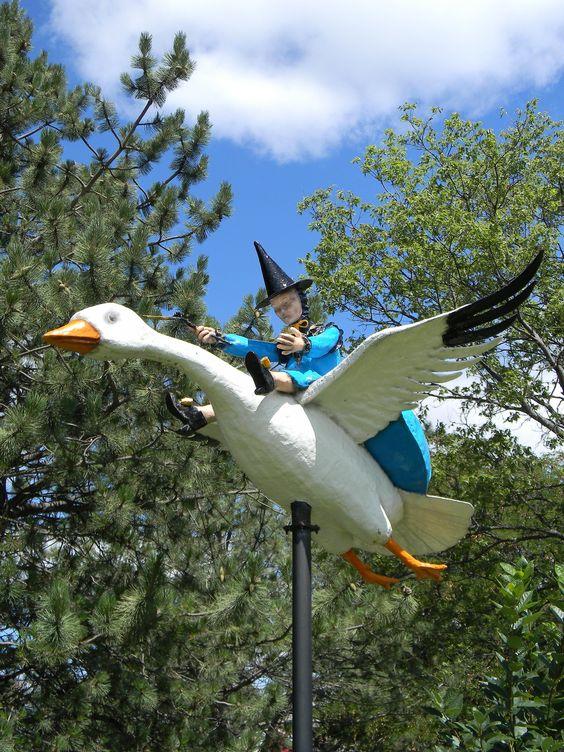 https://flic.kr/p/GgCjTv   Mother Goose Flies   Storybook Land in South Dakota.