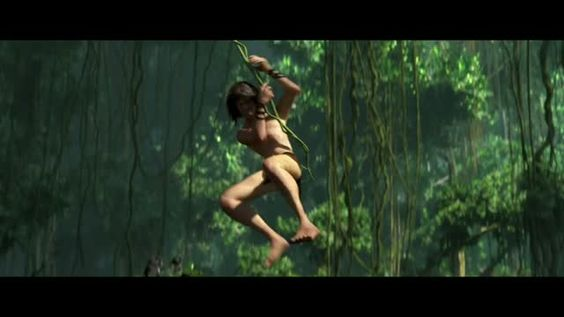 Tarzan 3D with Kellan Lutz