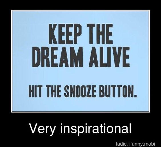 Inspirational Indeed.