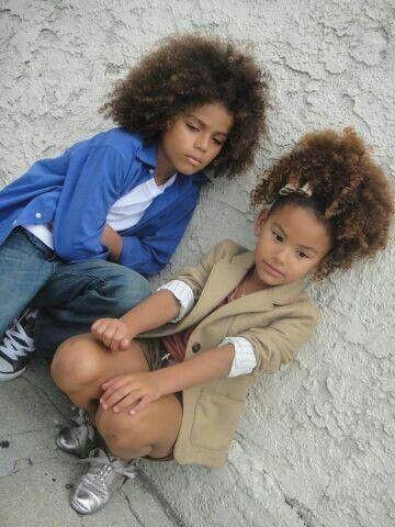 Mon neveu et ma nièce