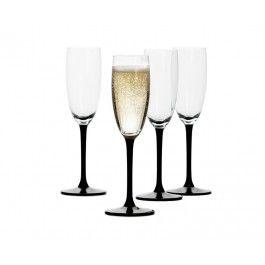 Ensemble de 4 flûtes à champagne Urban (6, 25 oz)
