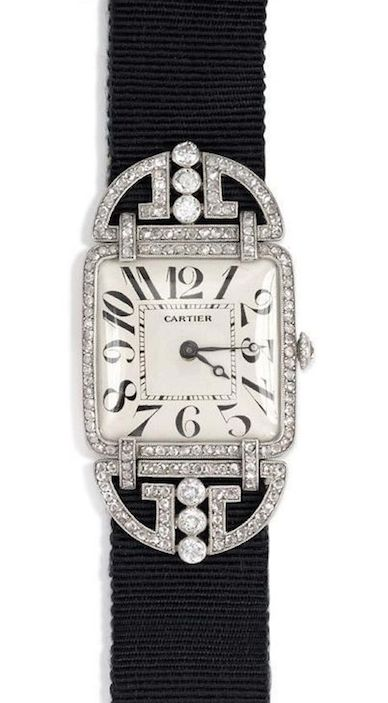 Cartier daily watch