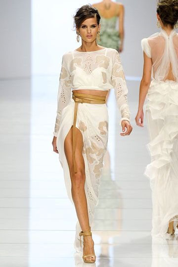 I'm in love with this Ermanno Scervino piece