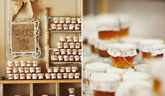 le cadeau des invit s petit pots de miel th me bateau p niche mer pinterest mariage. Black Bedroom Furniture Sets. Home Design Ideas