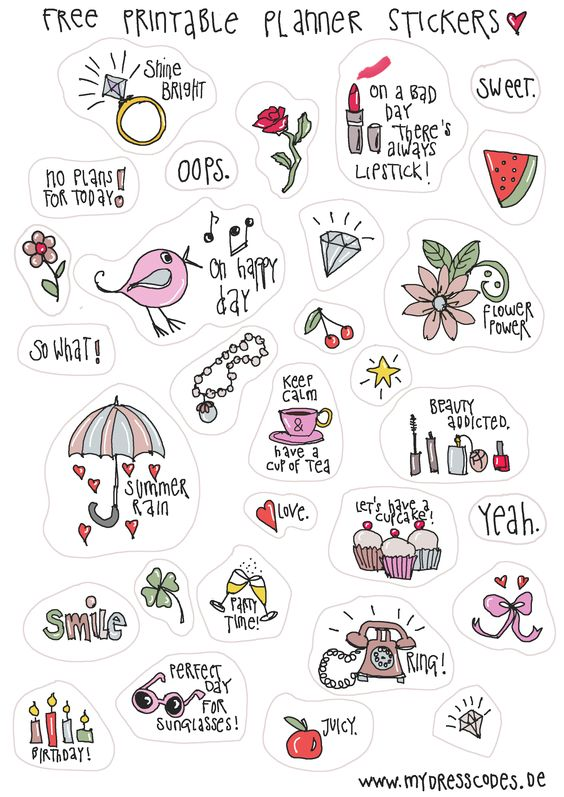 best 25 printable stickers ideas on pinterest sticker free printable stickers and printable planner stickers
