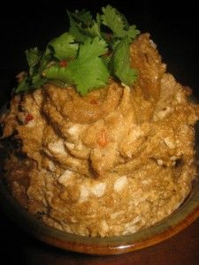 "RawFried ""Beans"" garnished with Cilantro and Cayenne: Rawfried Beans, Recipes Rawfried, Bean Free, Pinto Beans, Pinto Bean Recipes, Refried Beans, Vegan Recipes, Beans Garnished, Beans Bean"