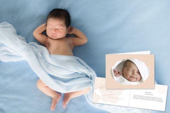 Babykarten online personalisieren