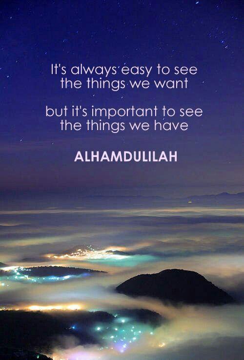Alhamdulillah.. We are still breathing..