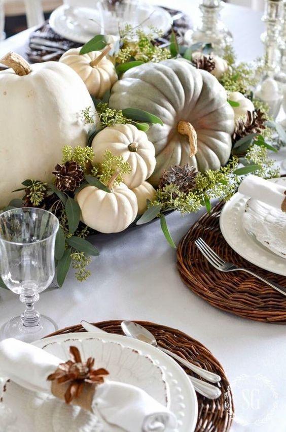 Pinterest Friendly Thanksgiving Table Setting Teg Interiors