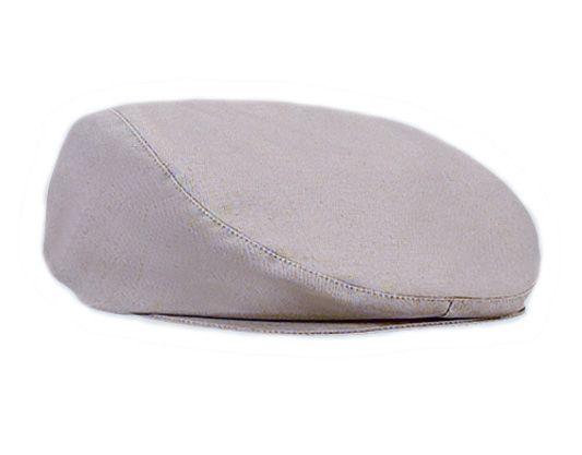 NEW Khaki Cotton Newsboy Style Hat $25.00