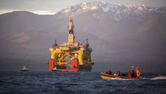 Trump moves to vastly expand offshore drilling royal dutch shell trump moves to vastly expand offshore drilling royal dutch shell drilling rig and federal sciox Choice Image