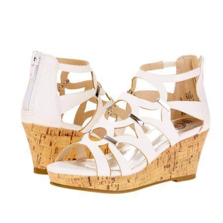 Clothing | Dressy sandals, Wedge