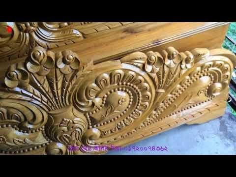 Youtube Wood Bed Design Wood Beds Bed Design