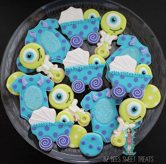 inc party monster baby baby monsters inc baby shower monster inc baby