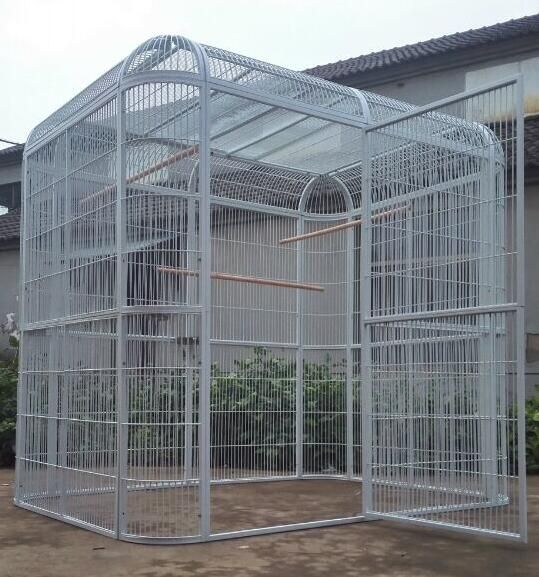 What do you think about our new bird cage? fit for all parrots and birds,