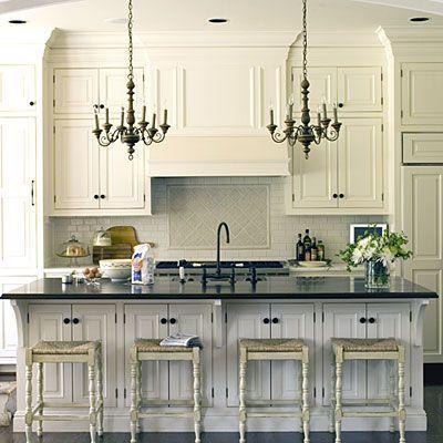 Southern style kitchen