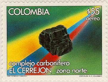 Colombia 1986 - Carbón en El Cerrejón