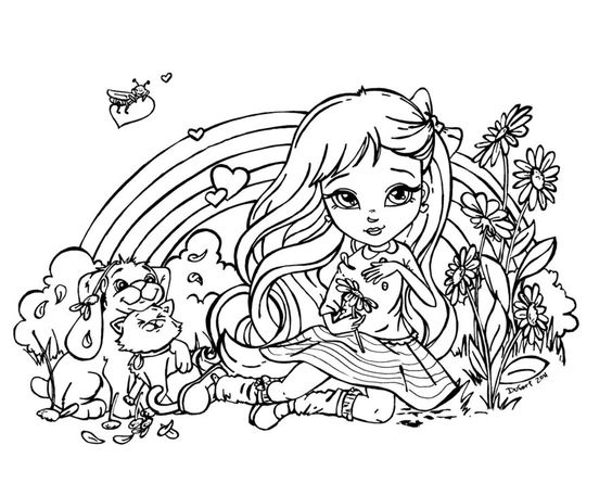 jadedragonne deviantart coloring pages - photo#35