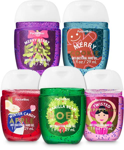 Hand Sanitizers Pocketbac Mini Hand Sanitizer Bath Body