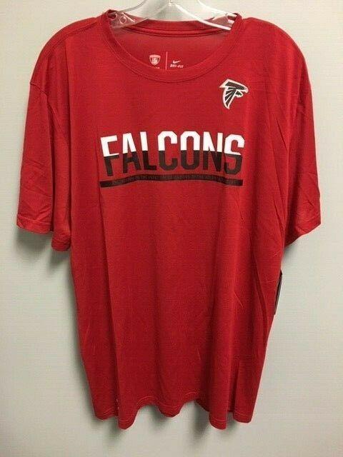 nike dri fit falcons shirt