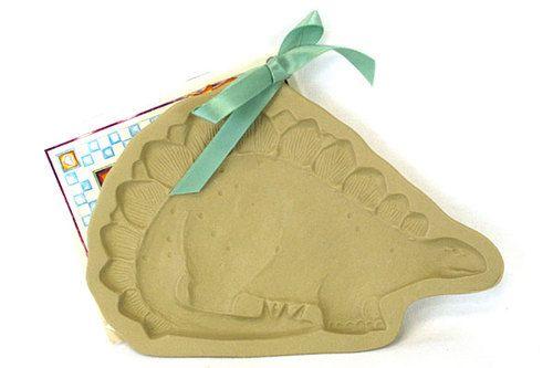 1985 Brown Bag Cookie Art Stegosaurus Cookie Mold