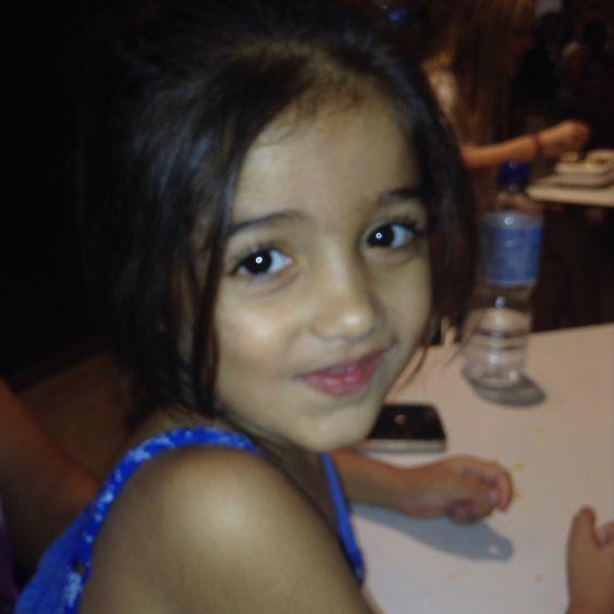 My little cutie Haalah