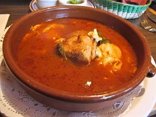"Huevos ahogados en caldo de pollo, literally ""drowned eggs in chicken broth,"" seems tailor-made to get you back on your feet after a long and ill-advised night of alcoholic debauchery"
