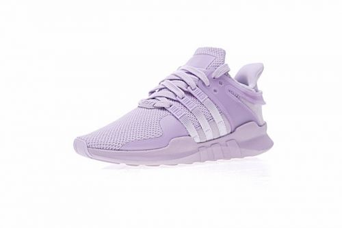 new style 00e70 9e141 Latest Womens Shoes adidas Womens EQT Support Purple Glow BY9109